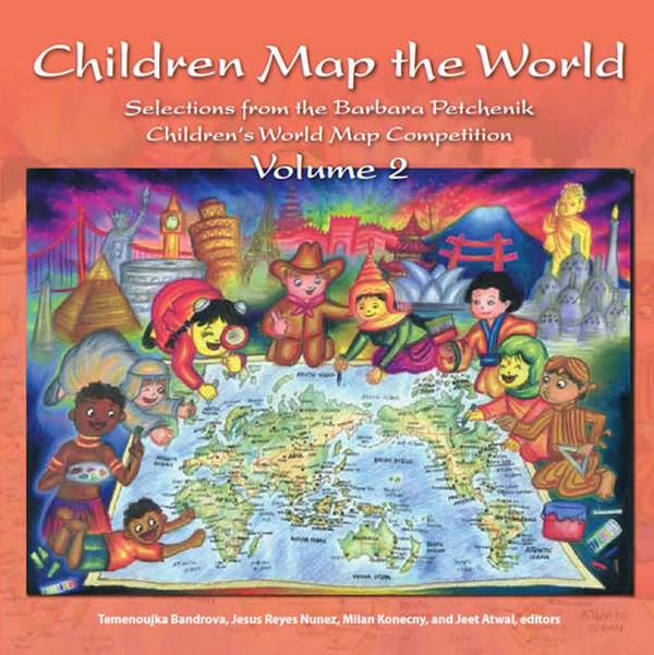 children-map-the-world-volume-2