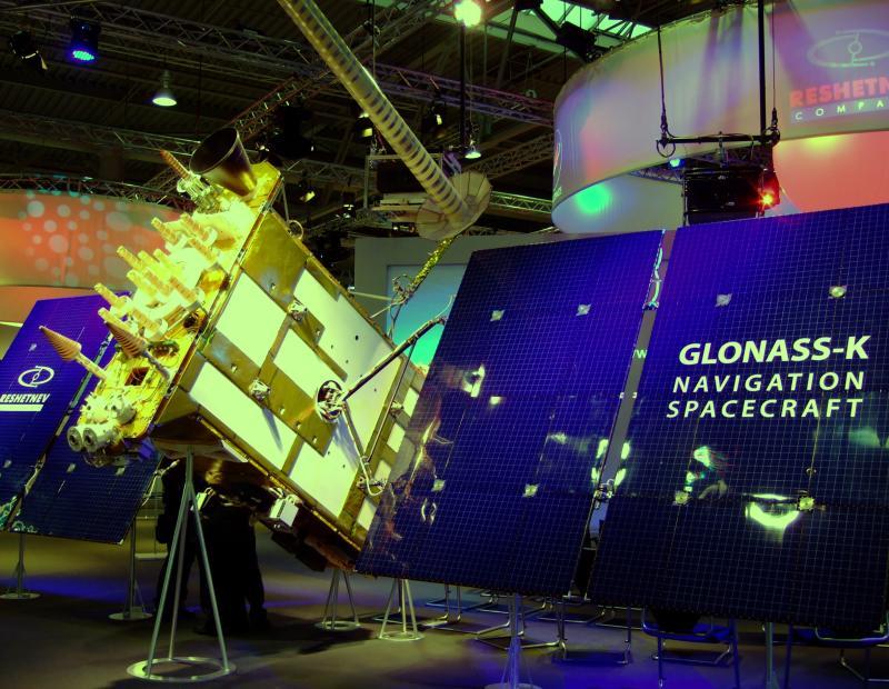 Jedna družice GLONASS přijde na 40 milionů dolarů.