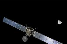 geobusiness-magazine-sonda-Rosetta-z-dilny-ESA-se-priblizuje-ke-komete-vizualizace
