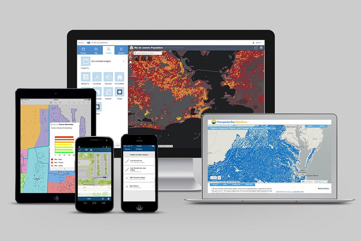 ArcGIS pro osobní používání - cena 100 dolarů / časopis GeoBusiness