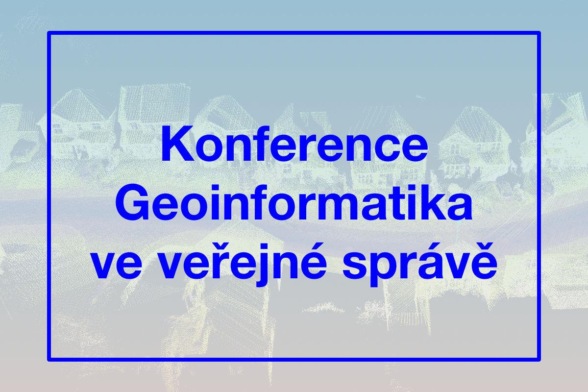 konference Geoinformatika ve veřejné správě 2017 (časopis GeoBusiness)