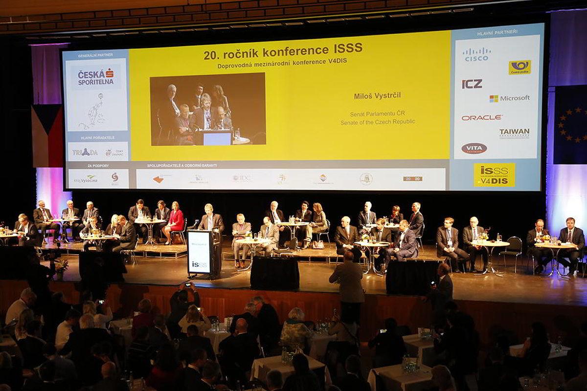 konference ISSS 2017 (časopis GeoBusiness)