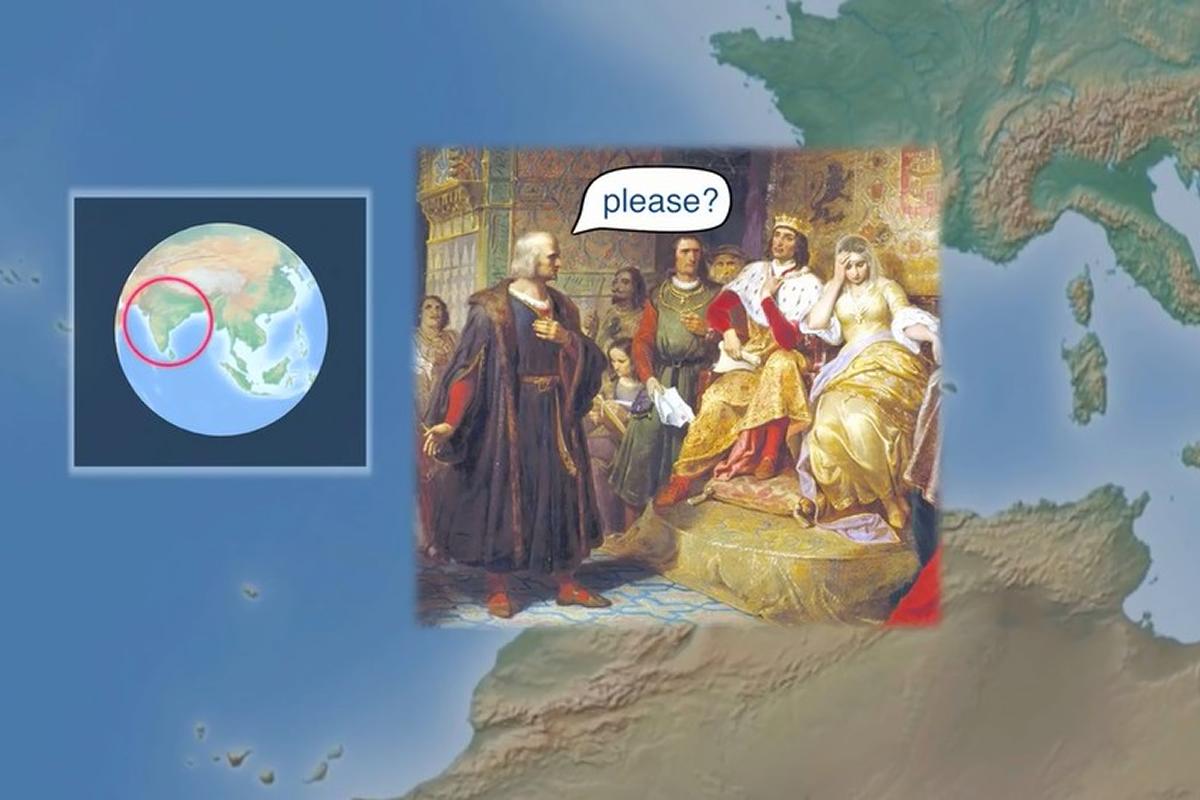 Bill Wurtz historie celého světa ve 20 minutách / časopis GeoBusiness
