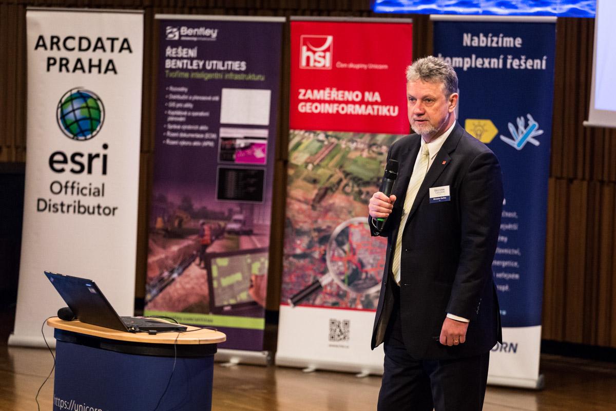 Miroslav Kaňka, ředitel firmy HSI
