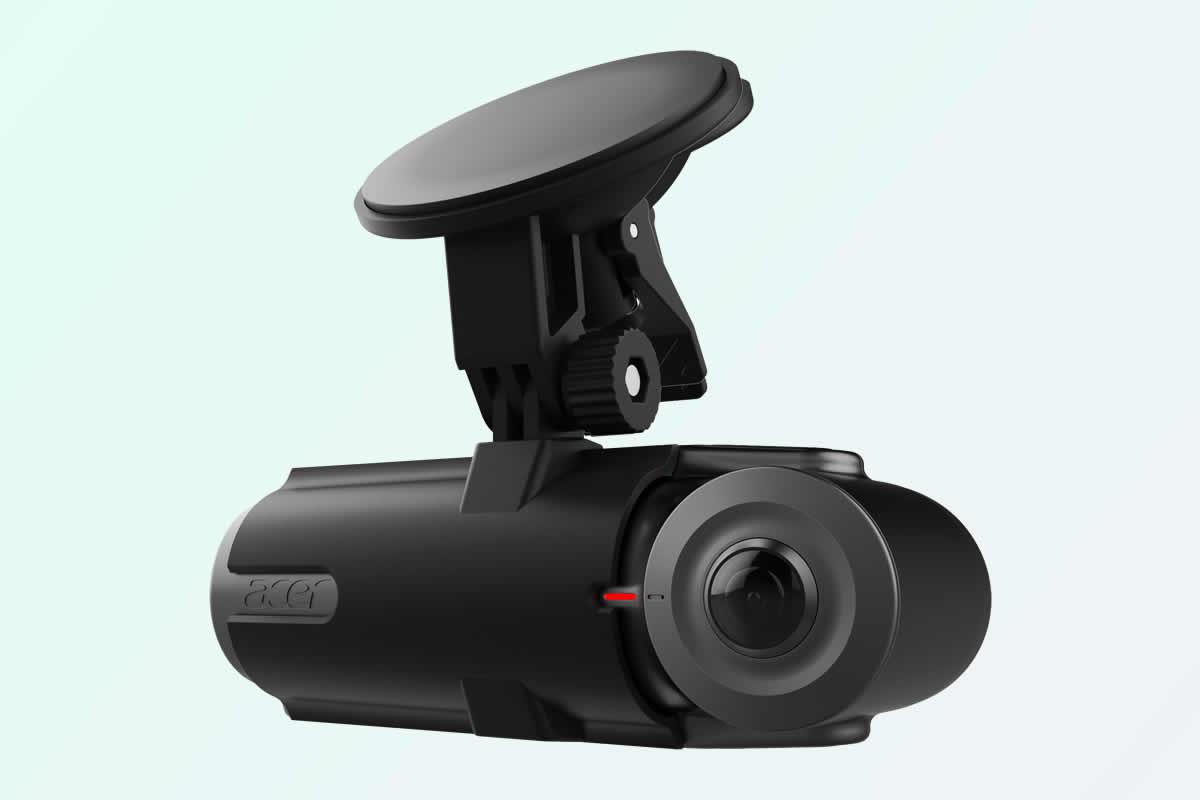 sférická kamera Acer Vision360 / GeoBusiness.cz
