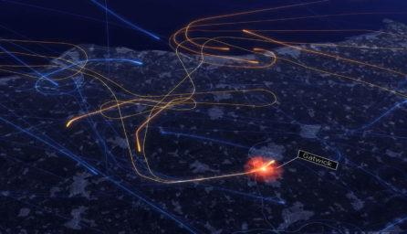 Incident s dronem na letišti Gatwick / GeoBusiness