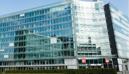 budova ISO ve Švýcarsku / GeoBusiness