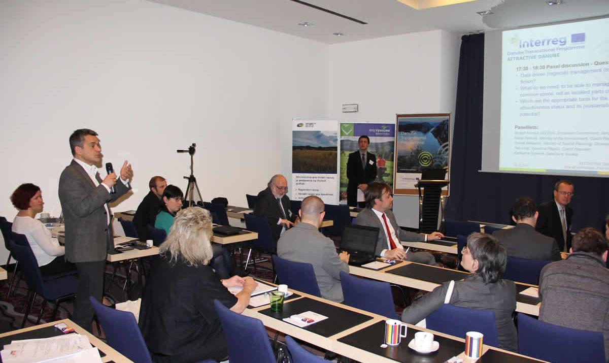 konference Inspirujme se 2018 / GeoBusiness