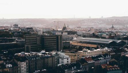 návrh Metropolitního plánu Prahy uveřejněn / GeoBusiness