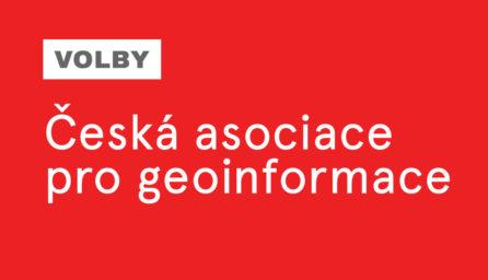 volby do CAGI / GeoBusiness