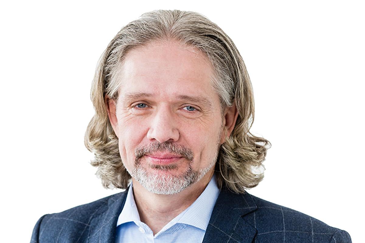 Martin Hrdlička, předseda Asociace podnikatelů v geomatice / GeoBusiness