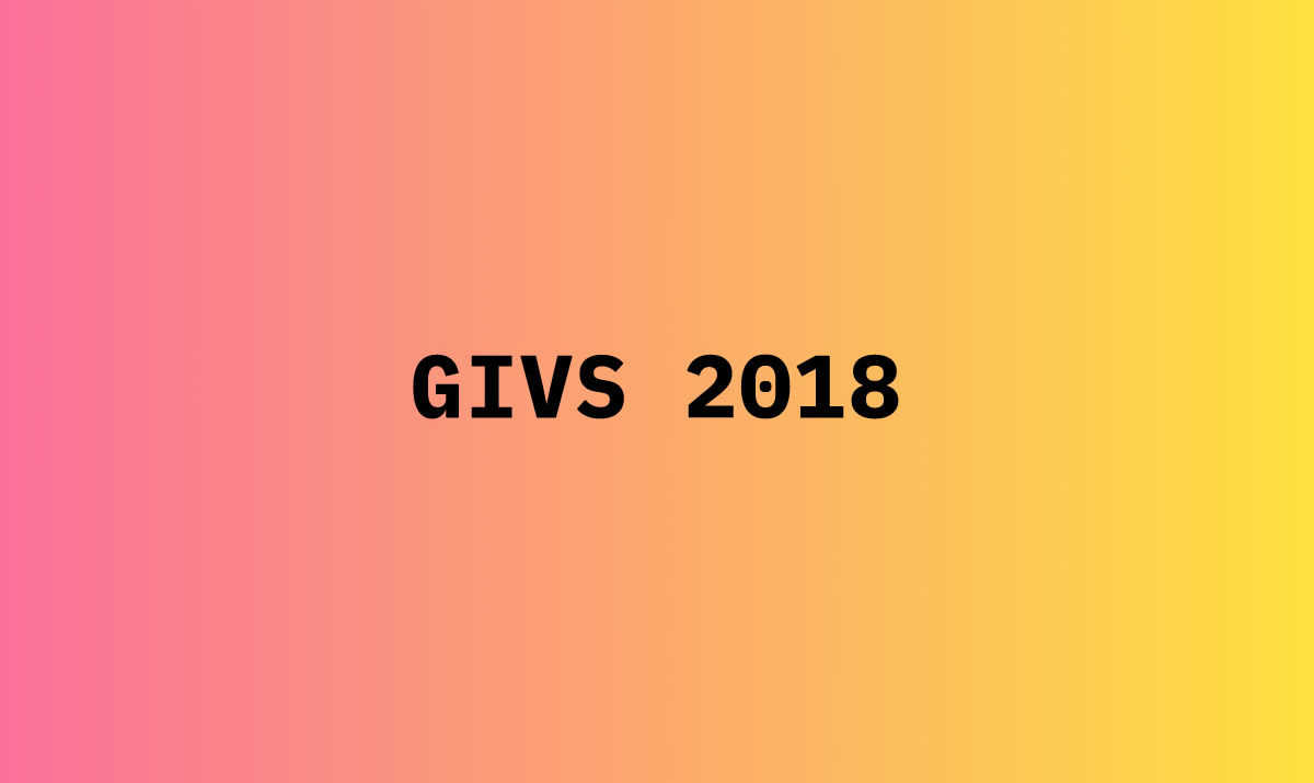 GIVS 2018
