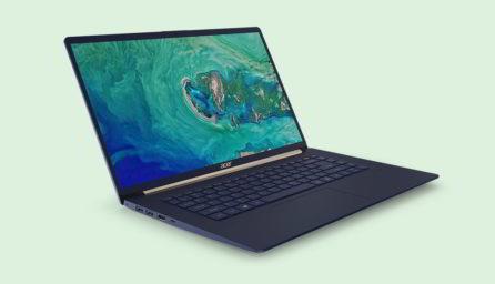 Acer Swift 5 2018 / GeoBusiness