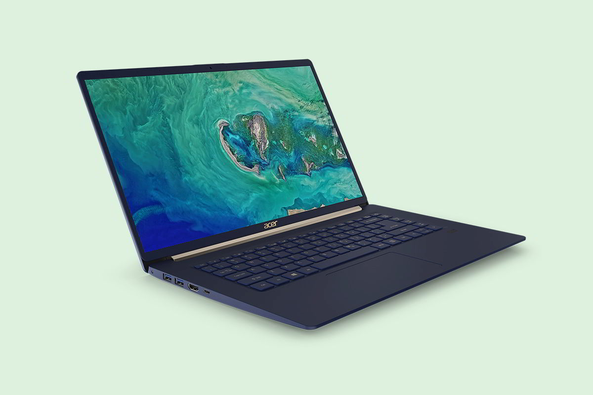 Acer Swift 5 2018 / GeoBusiness
