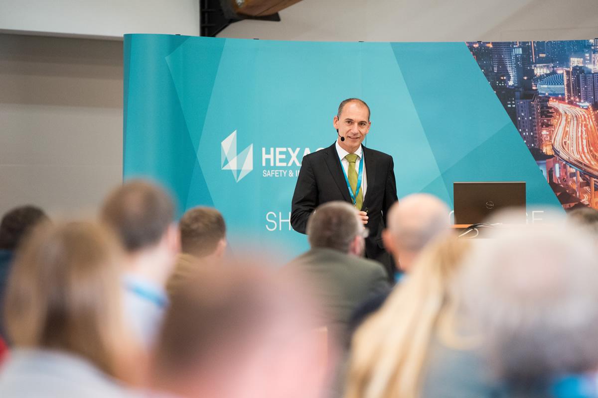 konference Intergraph Hexagon 2018 / GeoBusiness