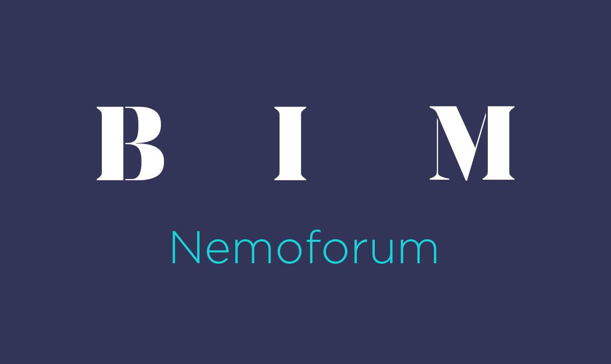 Nemoforum - seminář BIM / GeoBusiness