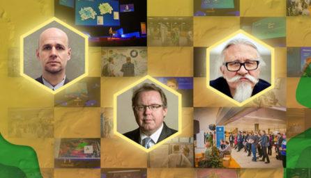 GIS Esri v ČR 2018, hlavní přednášející / GeoBusiness