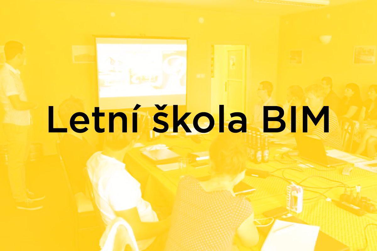 Letní škola BIM (czBIM) / GeoBusiness