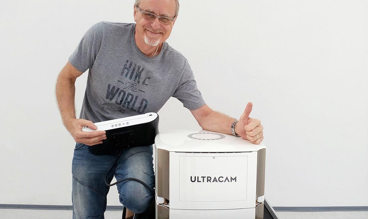 Primis UltraCam Eagle M3, foto archiv Primis / GeoBusiness