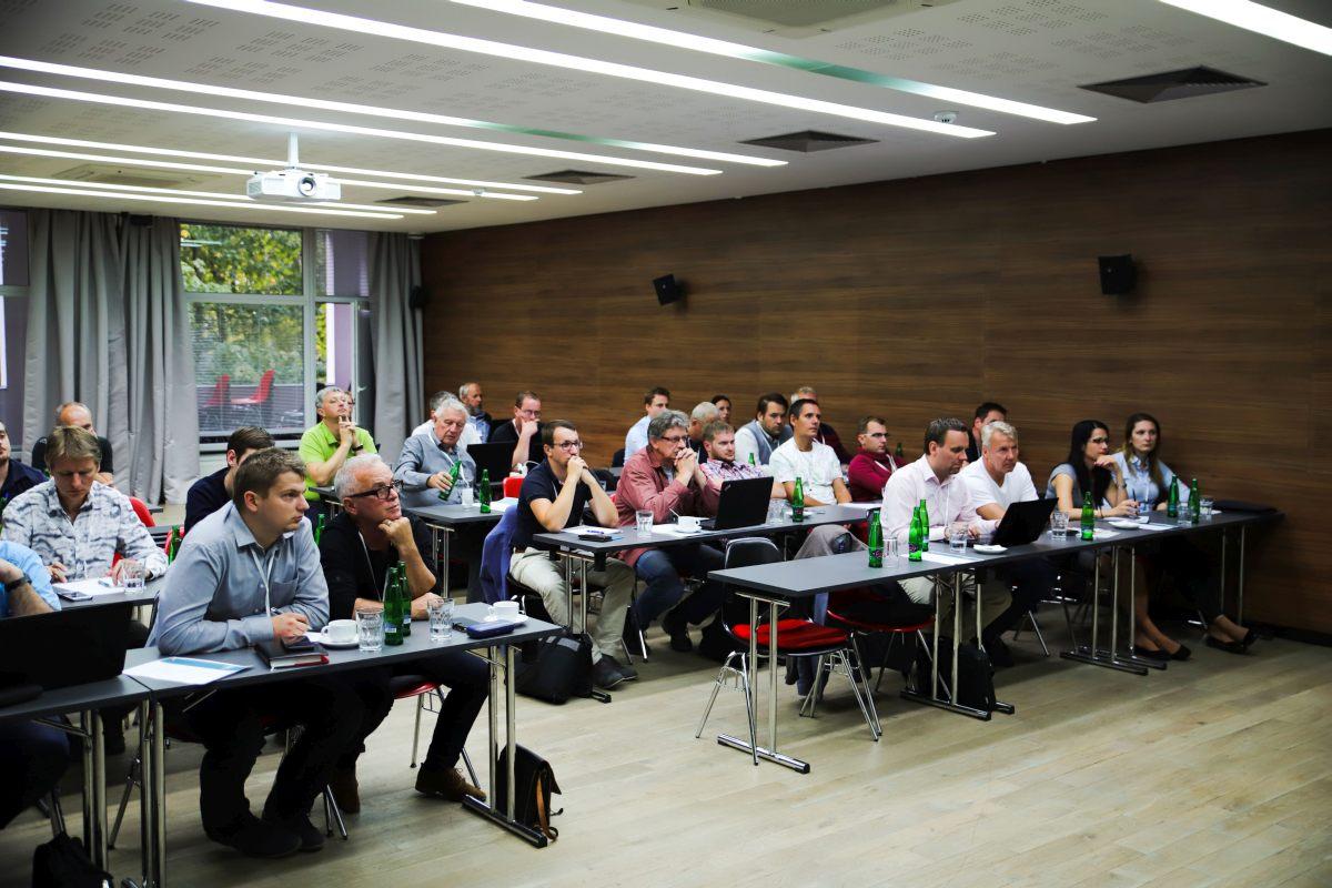Přednášky pro zákazníky ze segmentu IZS & Doprava