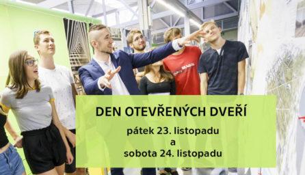 Den otevřených dveří FSv ČVUT 2018 / GeoBusiness