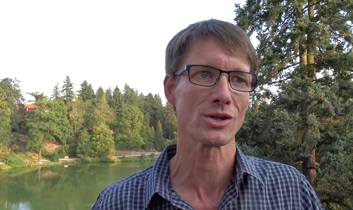 Markus Neteler / GeoBusiness