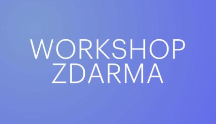 workshopy zdarma na GIS Ostrava 2019 / GeoBusiness