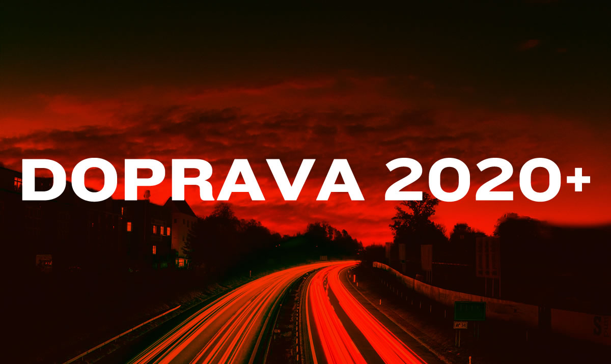 program Doprava 2020+ / GeoBusiness