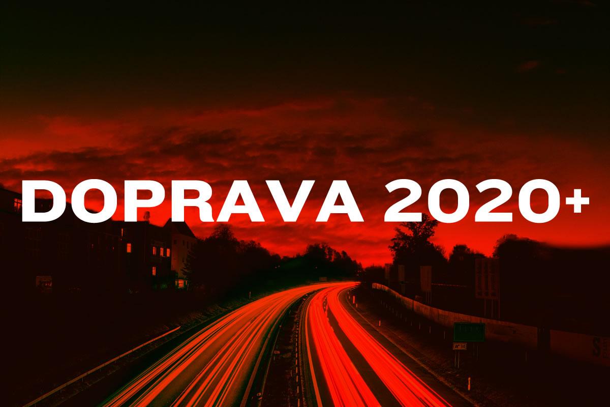 program Doprava 2020+ / GeoBusiness